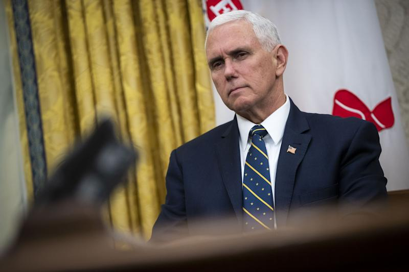 Pence defends government shutdown, warns it could happen again class=