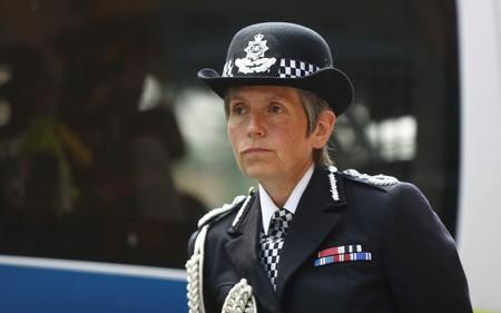FILE PHOTO: Cressida Dick, the Metropolitan Police Commissioner, attends an event to mark the anniversary of the attack on London Bridge, in London