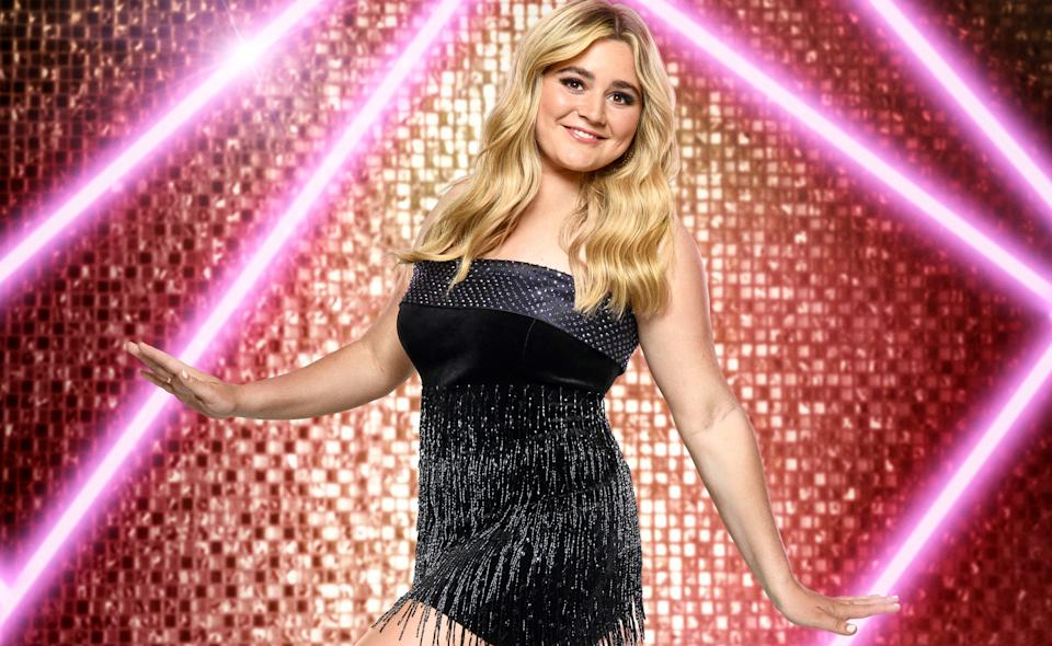 Tilly Ramsay says her father Gordon will be her harshest critic on Strictly. (BBC)