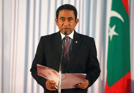 Maldives president seeks parliamentary approval to extend state of emergency