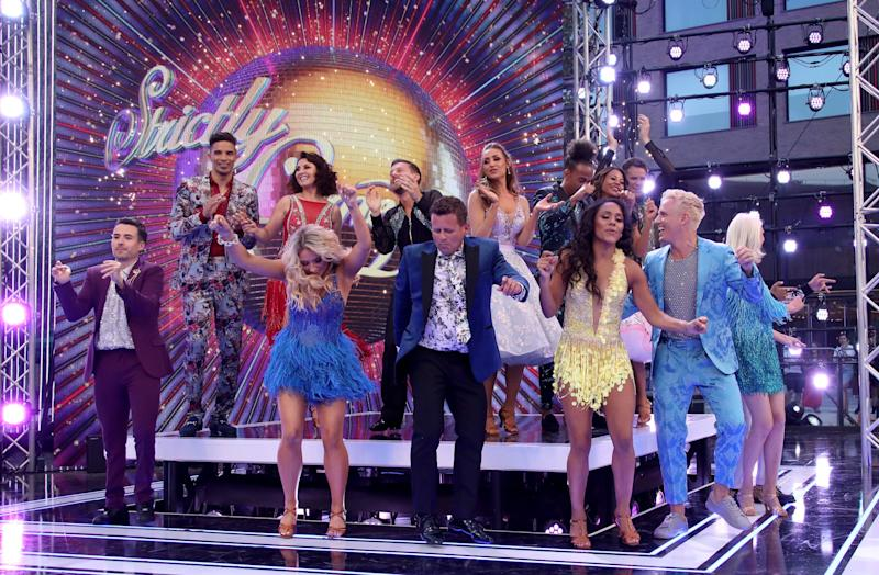 Strictly Come Dancing Week One Songs Include A Lizzo Bop And Errrm, A Football Song