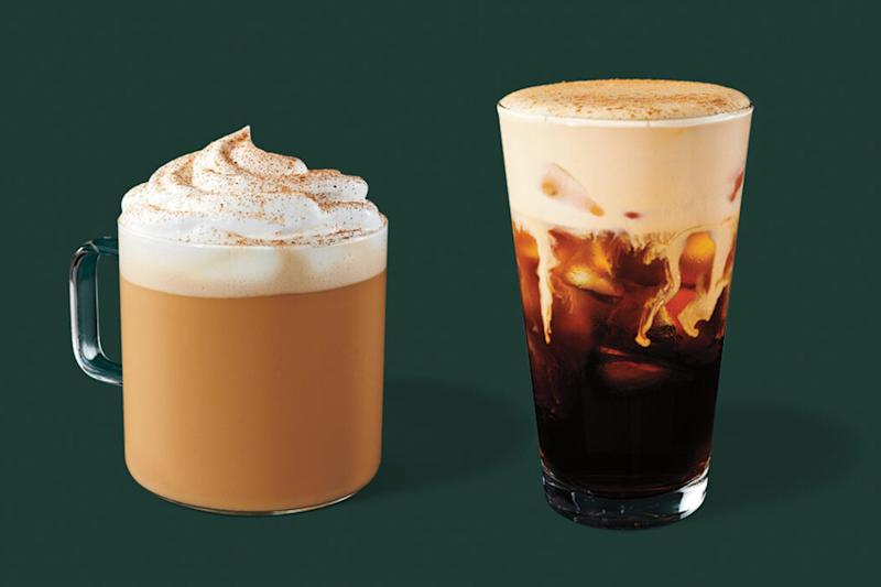 Starbucks' Pumpkin Spice Latte Returns on Tuesday Along with