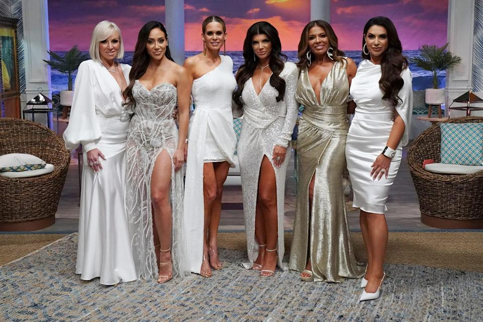 """THE REAL HOUSEWIVES OF NEW JERSEY -- """"Reunion"""""""