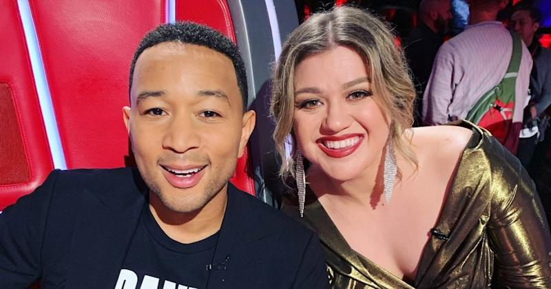 John Legend and Kelly Clarkson are updating 'Baby, It's Cold Outside'