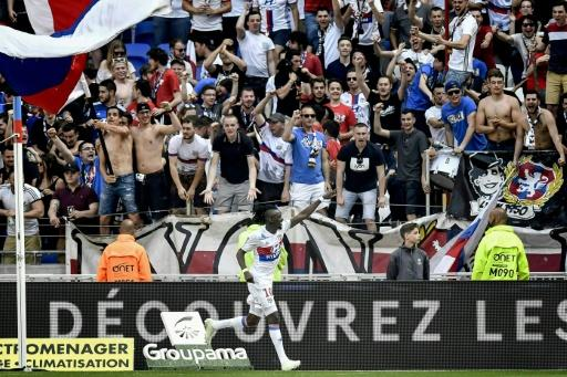 Bertrand Traore has scored in each of Lyon's last five matches
