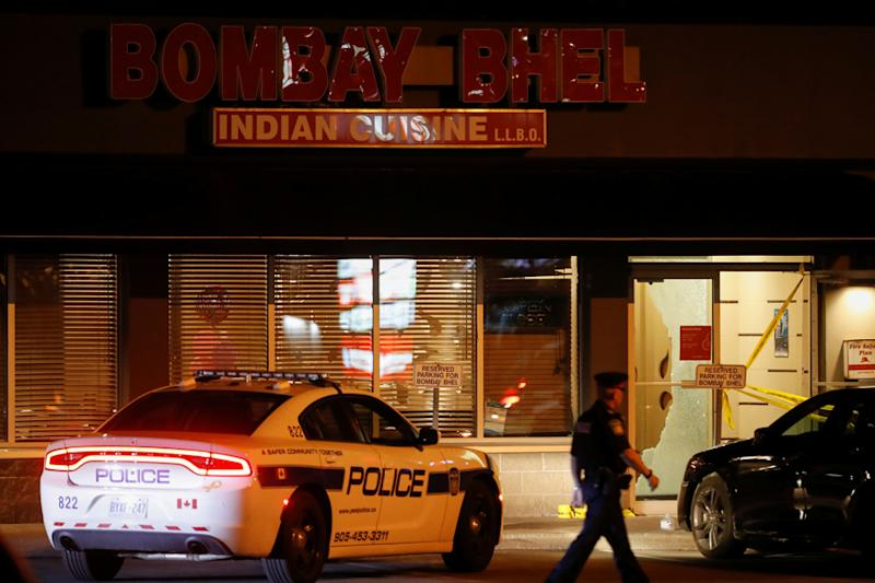 15 Injured as Two Men Set Off Bomb at Indian Restaurant in Canada; Hunt On