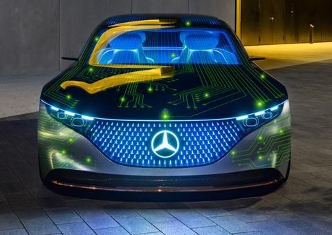 Starting in 2024 Mercedes cars will have a new operating system