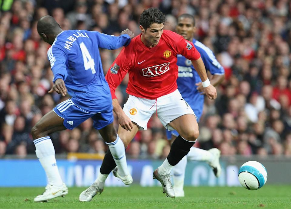 The Aerow II brought more success to Manchester United with back-to-back titles. We also saw the real potential of one Cristiano Ronaldo. (Photo by John Peters/Manchester United via Getty Images)