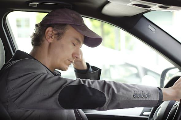 A quarter of UK motorists have admitted to driving while tired in the last six months