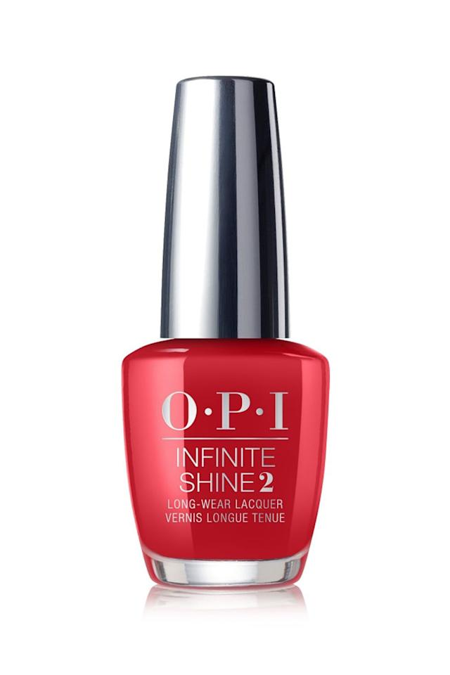"""<p><strong>OPI</strong></p><p>ulta.com</p><p><strong>$13.00</strong></p><p><a href=""""https://go.redirectingat.com?id=74968X1596630&url=https%3A%2F%2Fwww.ulta.com%2Finfinite-shine-long-wear-nail-polish-reds%3FproductId%3Dpimprod2008926&sref=https%3A%2F%2Fwww.cosmopolitan.com%2Fstyle-beauty%2Fbeauty%2Fg26135671%2Fnail-polish-brands%2F"""" target=""""_blank"""">Shop Now</a></p><p>There's nothing more classic than <a href=""""https://www.cosmopolitan.com/style-beauty/beauty/g8516656/best-red-nail-polish-colors/"""" target=""""_blank"""">red nail polish</a>, but finding the right shade can be an actual struggle (read: you don't want something <em>too</em> red, but nobody likes a transparent wash of color). That's what makes nail polish brand OPI's wiiiiide range of reds so iconic—<strong>they're opaque, shiny, and genuinely long lasting</strong>. My personal favorite is <a href=""""https://www.ulta.com/infinite-shine-long-wear-nail-polish-reds?productId=pimprod2008926"""" target=""""_blank"""">Big Red Apple</a>, though you can never go wrong with <a href=""""https://www.ulta.com/infinite-shine-long-wear-nail-polish-reds?productId=pimprod2008926"""" target=""""_blank"""">Cajun Shrimp</a>.<em></em> Yum.</p>"""