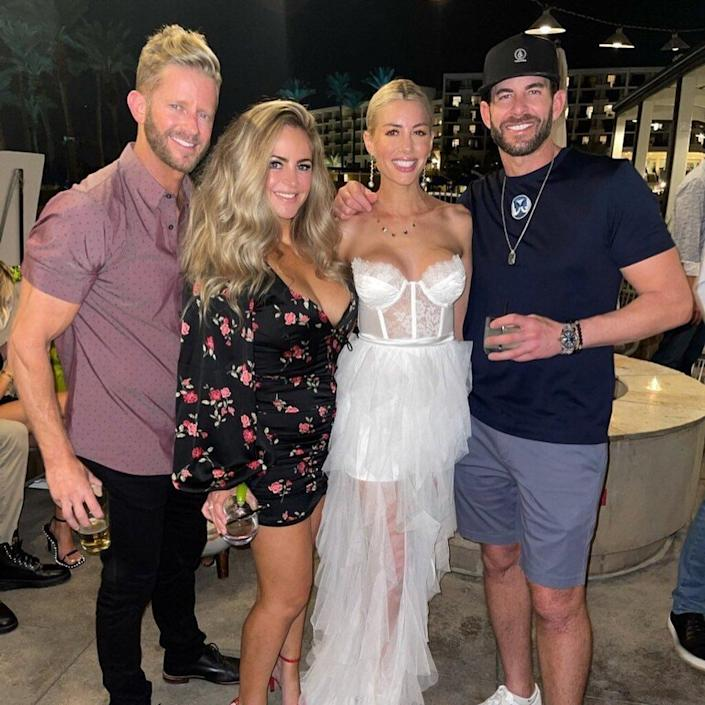 See Inside Tarek and Heather's Bachelor/ette Party