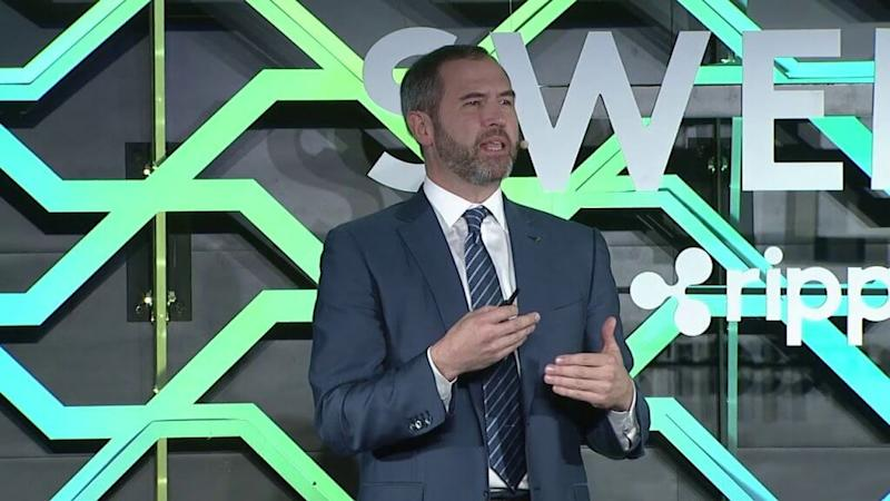 Ripple CEO Brad Garlinghouse hopes to bring banks into crypto