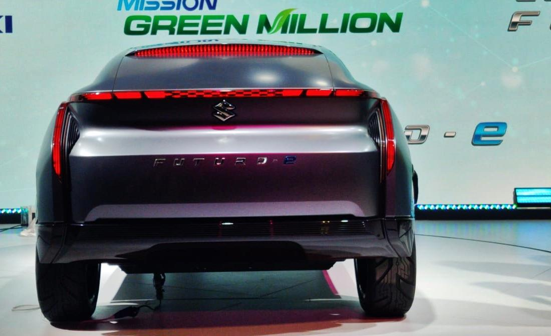 You will also see a subtle rear spoiler along with large tail-lamps. The rear is much more sportier than the front.