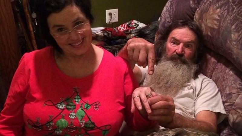 'Duck Dynasty's' Phil Robertson Buys Wife Lavish Christmas Gift (ABC News)