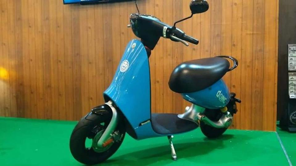 Benelli Dong electric scooter, with unique styling, launched in Indonesia