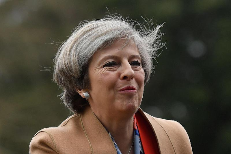 Theresa May is embarking on a Brexit tour around Britain before she triggers Article 50: AFP/Getty Images