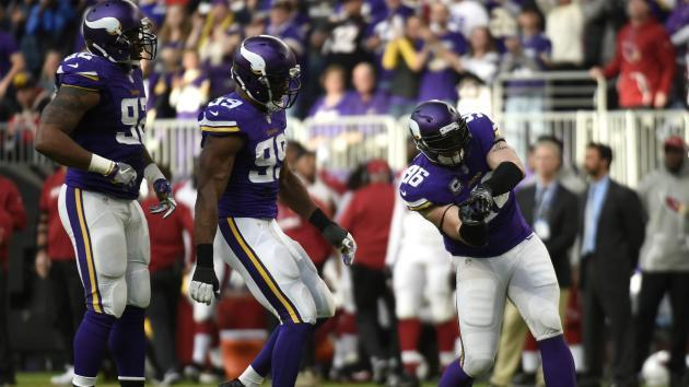 <p>Vikings' Brian Robison expects to retire after 2018 season</p>