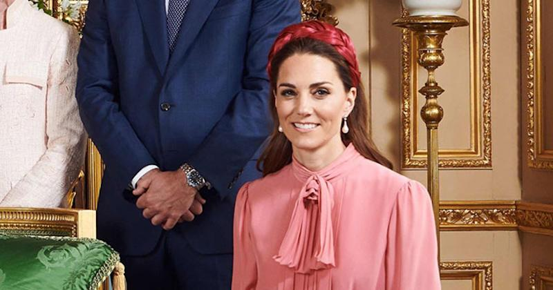 All About Kate Middleton's Luxe Headband Obsession — and How to Get Her Retro Look for Less