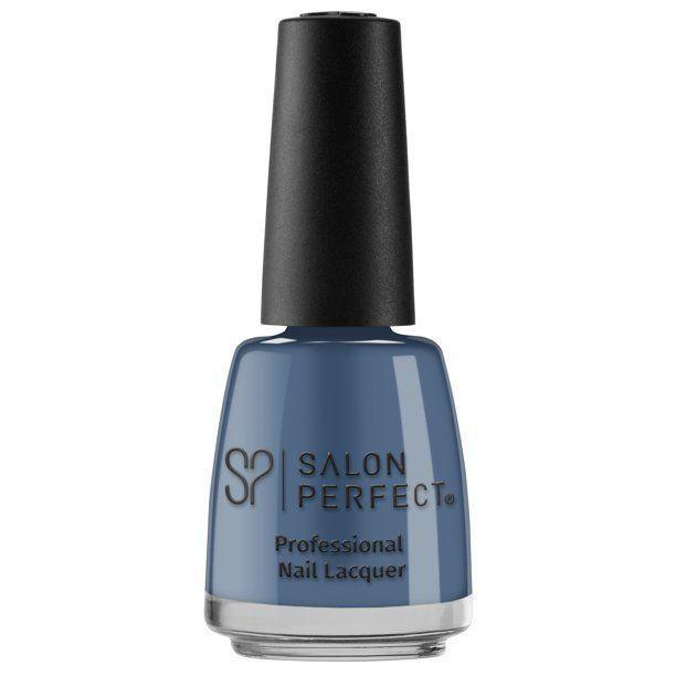 """<p><strong>Salon Perfect</strong></p><p>Walmart</p><p><strong>$3.98</strong></p><p><a href=""""https://fave.co/3zhYhLh"""" rel=""""nofollow noopener"""" target=""""_blank"""" data-ylk=""""slk:Shop Now"""" class=""""link rapid-noclick-resp"""">Shop Now</a></p><p>Let your nails be the only thing giving you the blues this holiday season.</p>"""