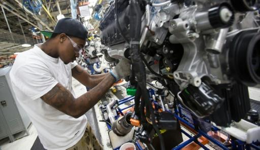 US industrial output flat in May as manufacturing drops