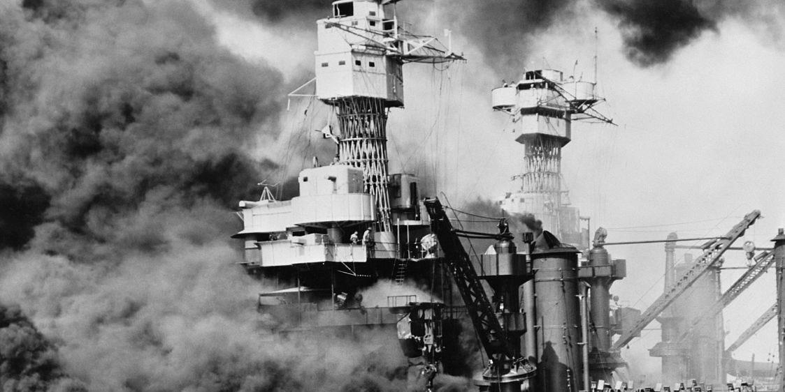 USS West Virginia pearl harbor