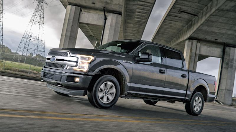 recall on ford truck transmissions
