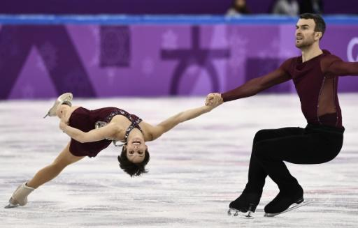 Eric Radford and Meagan Duhamel helped Canada to team figure skating gold