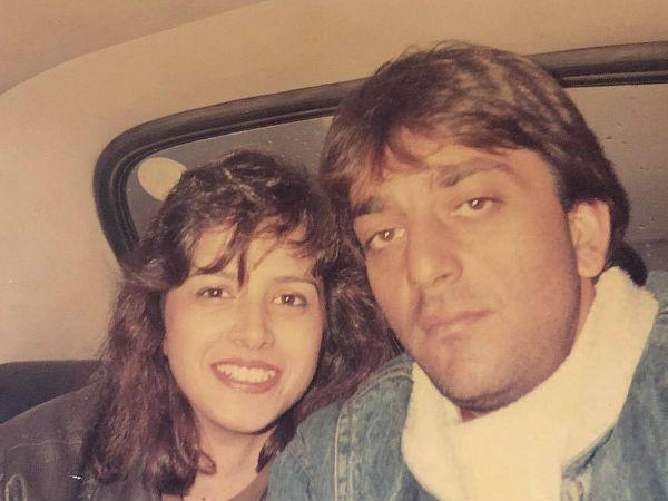 I Was Very ANGRY: Sanjay Dutt Had SLAMMED His First Wife ...