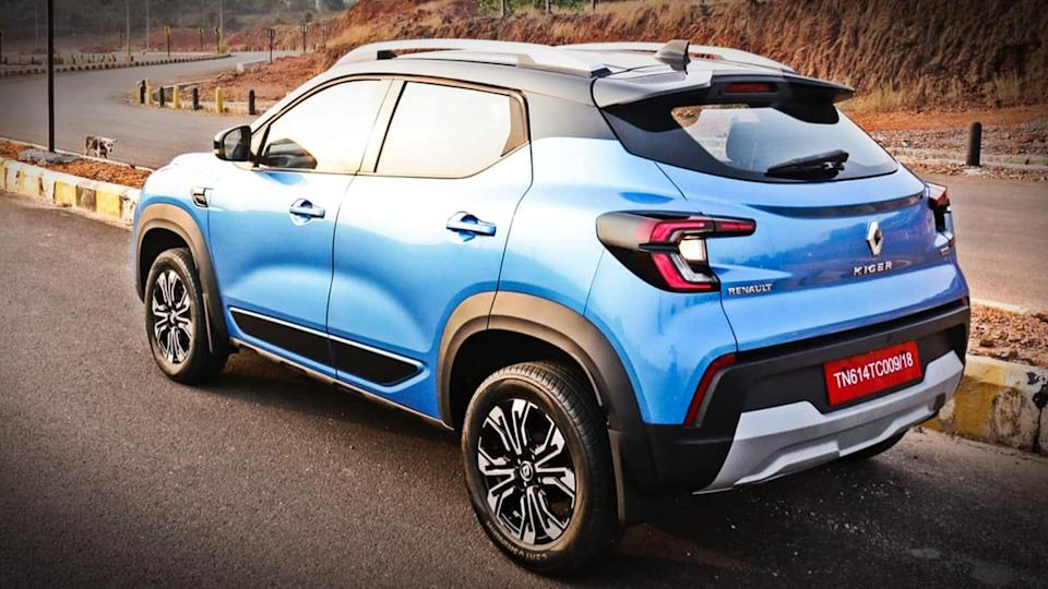 Renault KIGER SUV turbo-petrol review: Should you buy it?