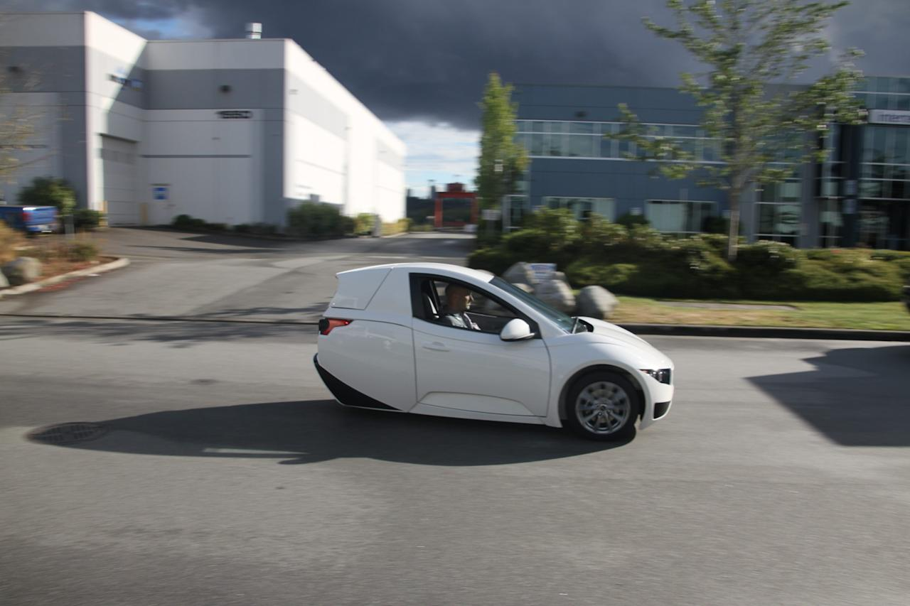 Three Wheeled Electric Cars For Sale