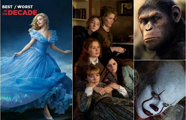 10 Best Remakes of the 2010s, From 'Cinderella' to 'It' (Photos)