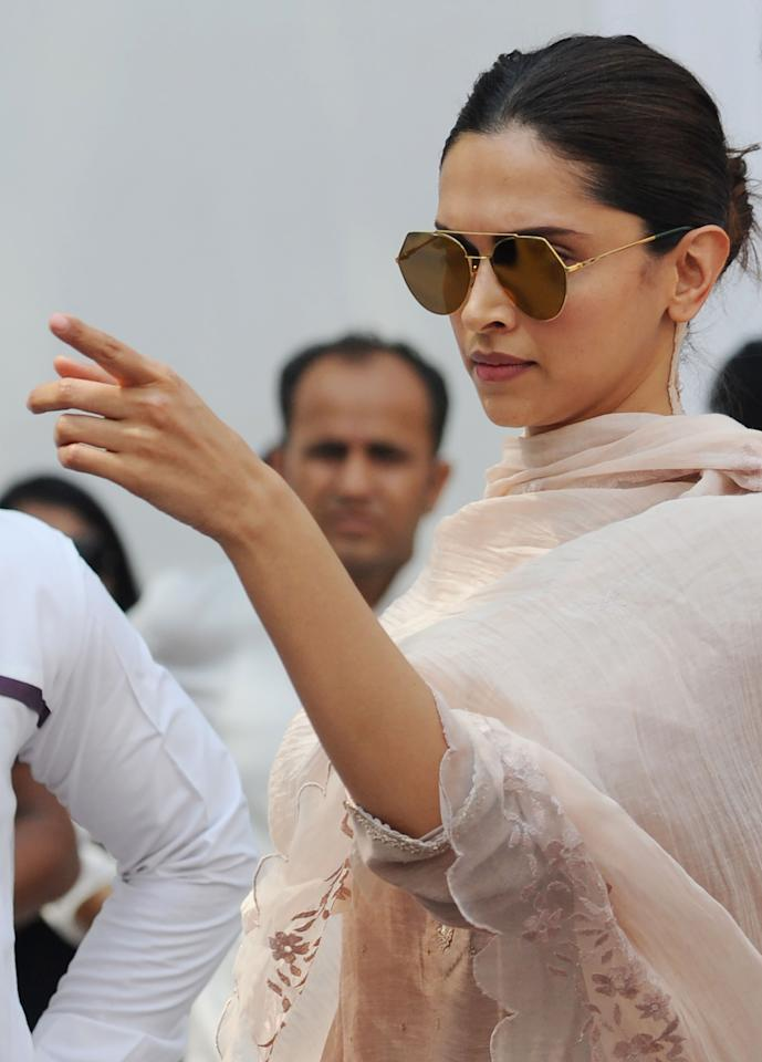 9: Deepika Padukone has 26.8 million followers