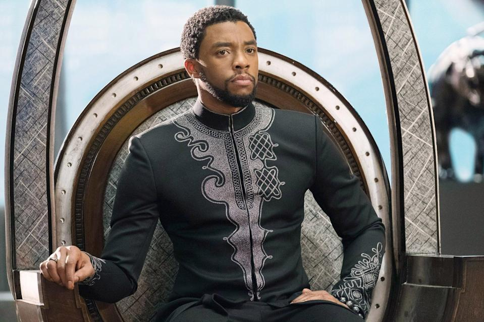 """<p><strong><a class=""""link rapid-noclick-resp"""" href=""""https://www.popsugar.co.uk/tag/Black-Panther"""" rel=""""nofollow noopener"""" target=""""_blank"""" data-ylk=""""slk:Black Panther"""">Black Panther</a></strong>'s sequel was officially confirmed at San Diego Comic-Con in 2018. So far, we don't know much about the plot as the writers and cast try to pay tribute to the late Chadwick Boseman and his Black Panther legacy, but we do know <a href=""""https://www.popsugar.com/entertainment/Who-Directing-Black-Panther-2-45368581"""" class=""""link rapid-noclick-resp"""" rel=""""nofollow noopener"""" target=""""_blank"""" data-ylk=""""slk:Ryan Coogler has signed up again to direct"""">Ryan Coogler has signed up again to direct</a> the second installment. </p> <p><strong>Release date:</strong> July 8, 2022</p>"""