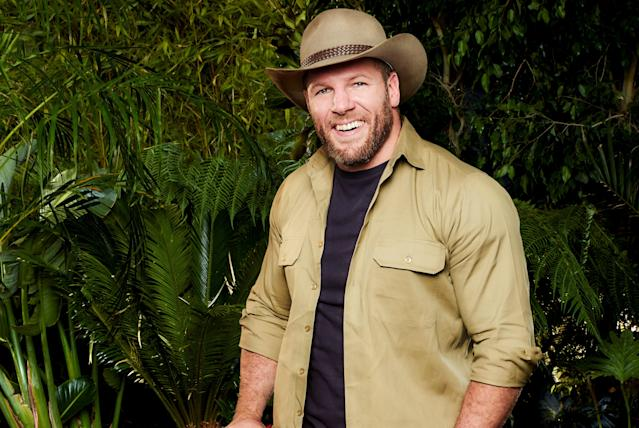 James Haskell is a former England rugby player (Credit: ITV)