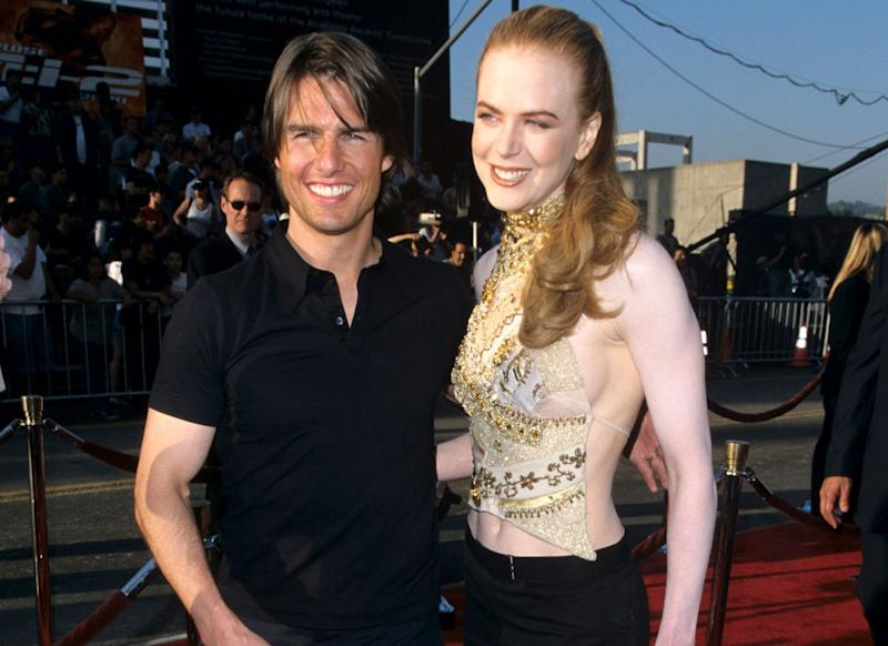13 Things Nicole Kidman and Tom Cruise Have Said About ...