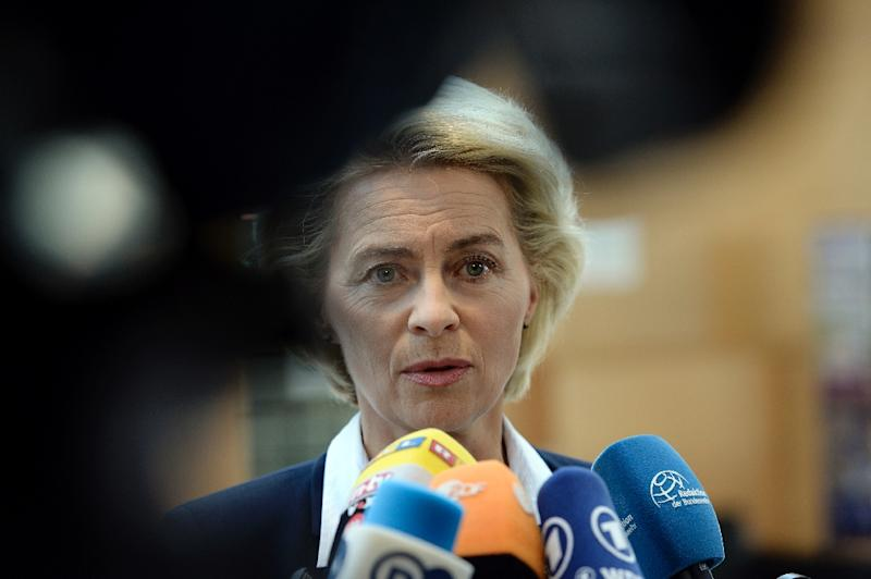 German defense minister plagiarized thesis
