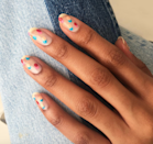 It's like sprinkles for your nails!