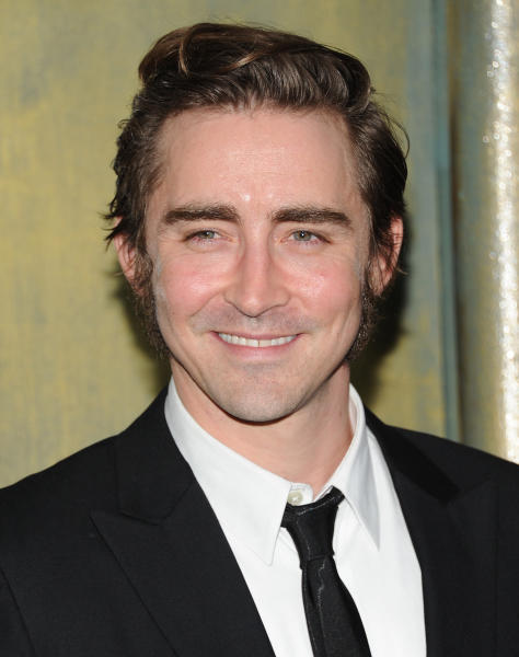 """FILE - In this Dec. 6, 2012 file photo, actor Lee Pace attends the premiere of """"The Hobbit: An Unexpected Journey"""" at the Ziegfeld Theatre in New York. AMC says it's ordered two new dramas that are expected to debut in 2014. One of the dramas, """"Halt & Catch Fire,"""" stars Pace of TV's """"Pushing Daisies"""" and the film """"Lincoln."""" (Photo by Evan Agostini/Invision/AP, file)"""