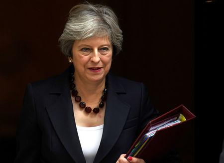 Theresa May urged to take control of parliament sexual harassment row