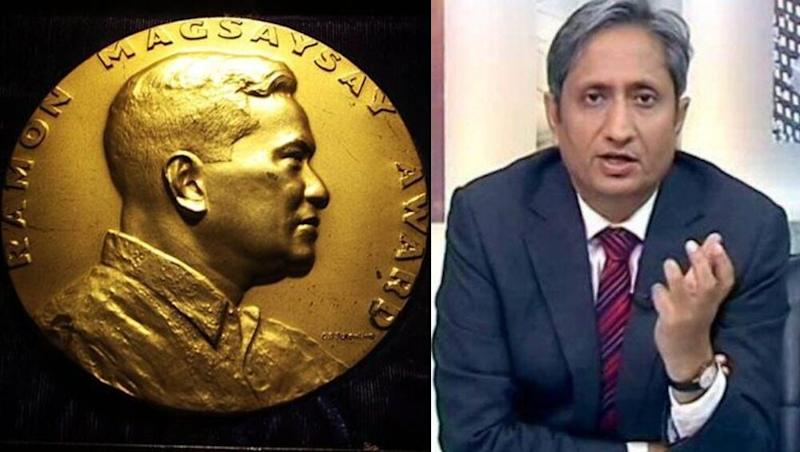 Ravish Kumar Wins Ramon Magsaysay Award 2019: List of Indians Who Won the Prestigious Award in the Past