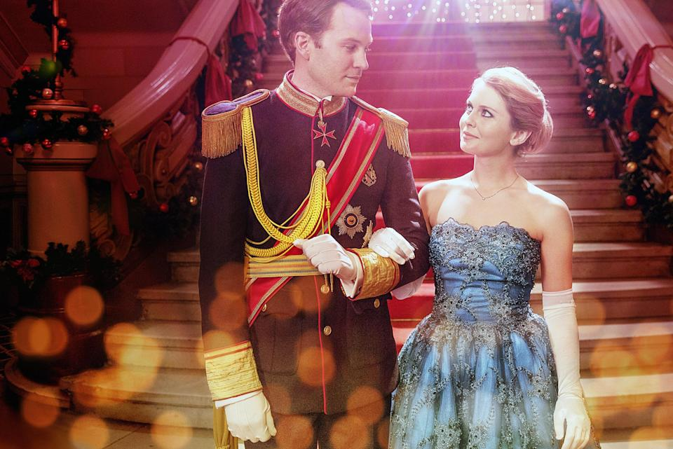 The holidays already feel like a real-life fairy tale, so imagine how next-level it would be to fall in love with a dashing (and very single) prince during the season. <em>A Christmas Prince</em> is such a hit it has two sequels: <em>A Christmas Prince: The Royal Wedding</em> and <em>A Christmas Prince: The Royal Baby</em>.