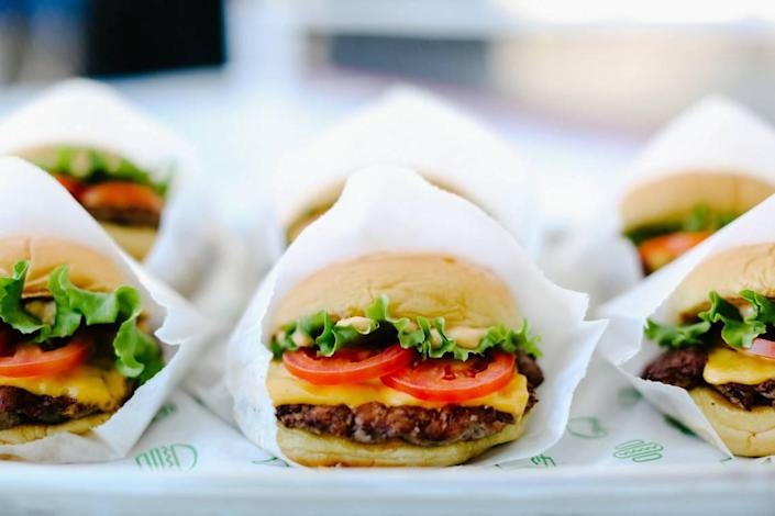 Shake Shack, known for it's burgers, is opening a new store in Huntersville at Birkdale Landing.