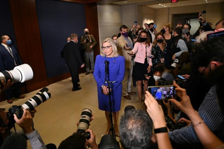 US House Republican Liz Cheney, a conservative stalwart from Wyoming, was ousted from her role as House Republican conference chair largely over her criticism of former president Donald Trump