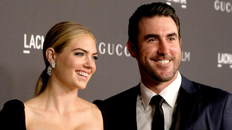 LOOK: Kate Upton shows off Justin Verlander's massive World Series ring