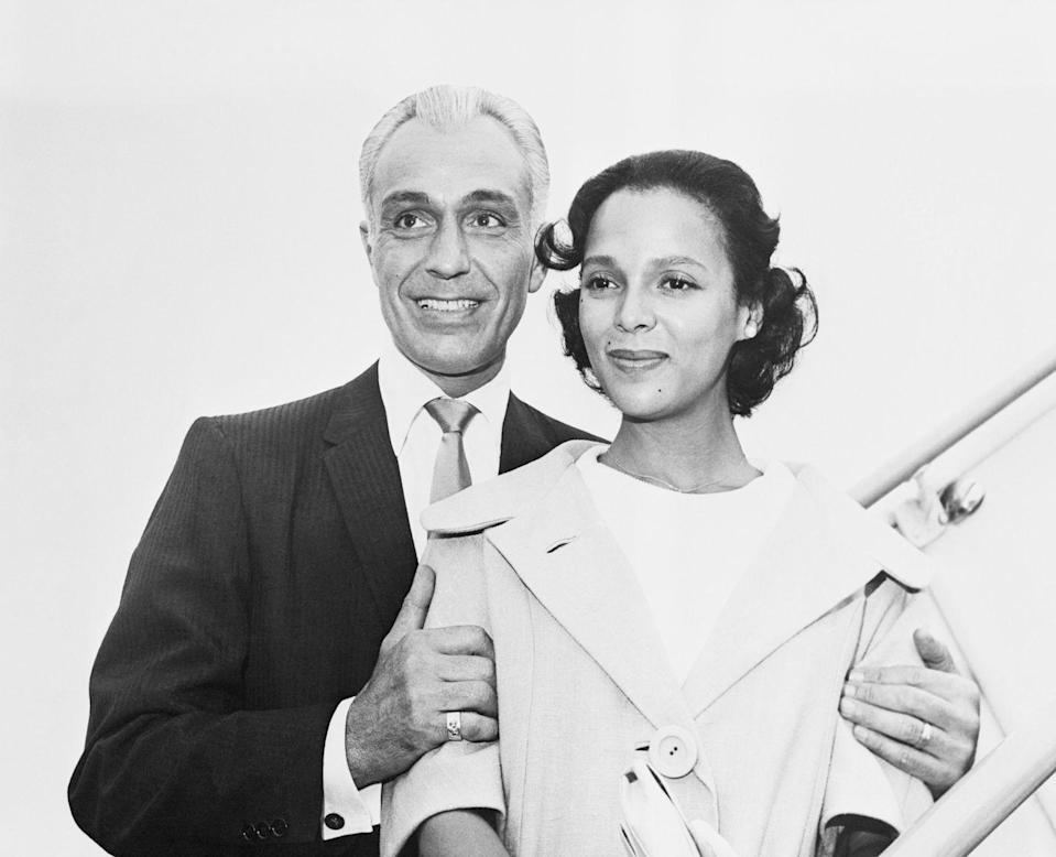 <p>Dandridge and Denison split in 1962. The end of the relationship left the singer-actress on the brink of bankruptcy.</p>