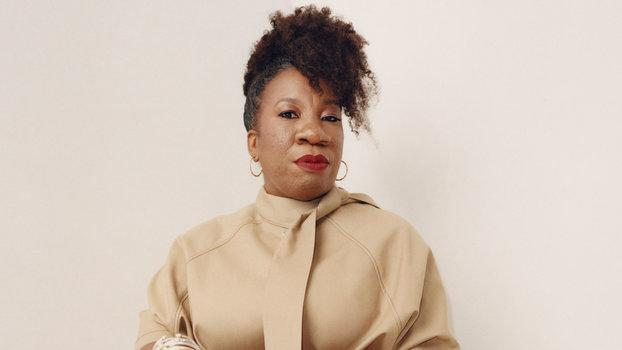 """Tarana Burke Can Barely Say """"Me, Too"""" in Conversation — Here's How She's Bringing the Movement Forward"""