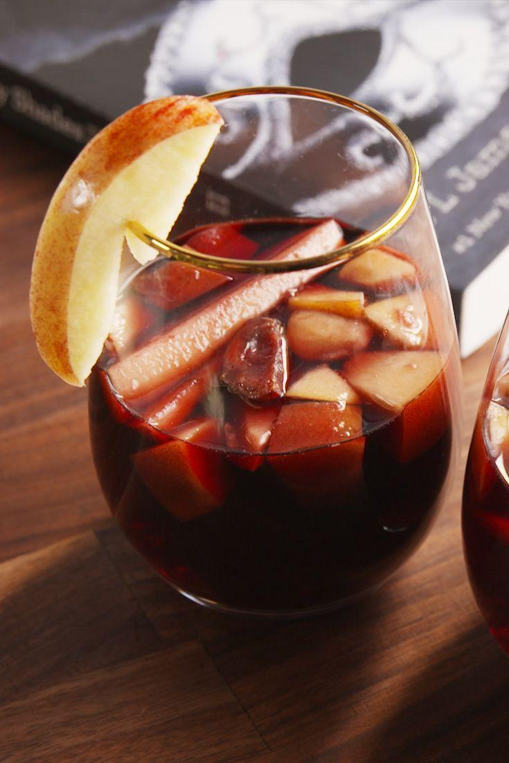 """<p>The sultriest sangria.</p><p>Get the recipe from <a href=""""https://www.delish.com/cooking/recipes/a51509/red-room-sangria-recipe/"""" rel=""""nofollow noopener"""" target=""""_blank"""" data-ylk=""""slk:Delish"""" class=""""link rapid-noclick-resp"""">Delish</a>.</p>"""