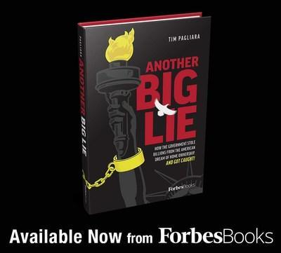 """Tim Pagliara Releases """"Another Big Lie"""" with ForbesBooks"""