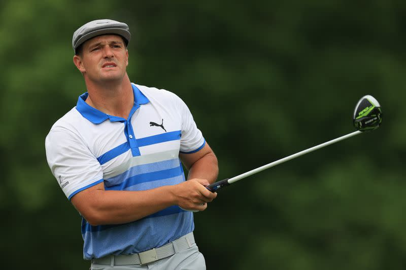 PGA: the Memorial Tournament presented by Nationwide - First Round