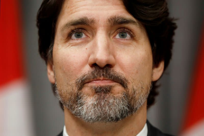 Many Canadians shocked by U.S. riots, Canada has racism problem too, PM Trudeau says